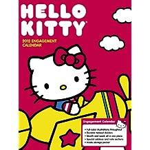 2012 Hello Kitty Weekly Engagement Calendar
