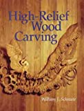 relief wood carving - High-Relief Wood Carving
