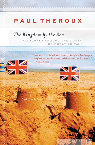 The Kingdom by the Sea: A Journey Around the Coast of Great Britain cover
