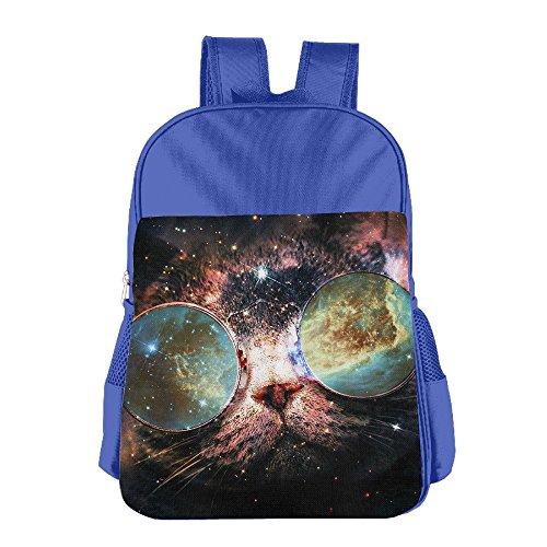 Galaxy Cat Sunglasses Universe Kid's School Bags - Sunglasses Cyrus Miley