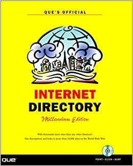 INTERNATIONAL: Internet Directory, Millennium Edition (Yellow Pages
