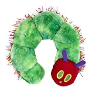 Eric Carle Caterpillar Neck Support with Strap Cover