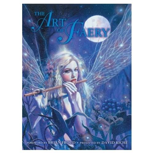 The Art of Faery par Riché