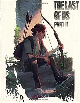 Sketchbook The Last Of Us Themed Gift For Ellie Fans
