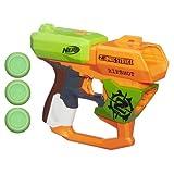 nerf disc gun - Nerf Zombie Strike Ripshot Blaster
