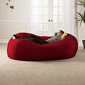 Jaxx 7-Foot Giant Bean Bag Chairs