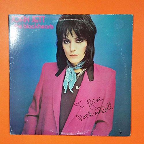 JOAN JETT & BLACKHEARTS I Love Rock 'N Roll NB1 33243 GOL LP Vinyl VG++ Cvr -