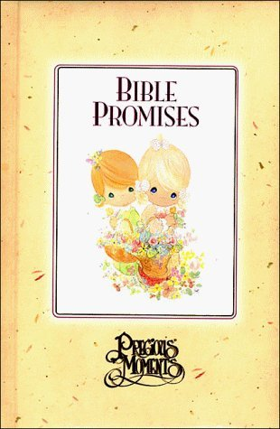(Precious Moments Bible Promises by Sam Butcher (1997-06-02))