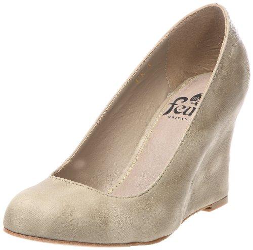 Feud Britannia Marissa - Zapatos para mujer Marrón