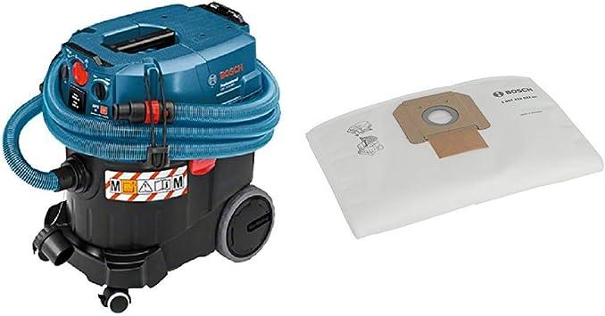 Bosch 06019C31W0 Aspiradora, 1380 W, 240 V + Bosch 2 607 432 037 ...