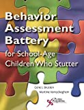 Behavior Assessment Battery SSC-ER-Speech Situation Checklist Reorder Set, Brutten, Gene and Vanryckeghem, Martine, 1597561258
