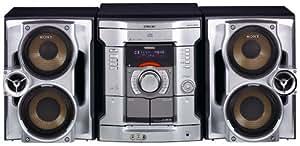 Sony MHC-RG220 sistema de audio doméstico - Microcadena (8 Ohmio, 280 mm, 407 mm, 325 mm, 230VAC, 50/60Hz)