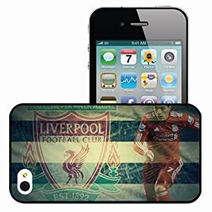 Personalized iPhone 4 4S Cell phone Case/Cover Skin Luis suarez ipad Black