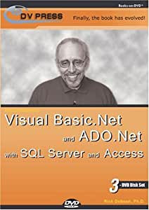 Programming Visual Basic .NET and ADO.NET with SQL