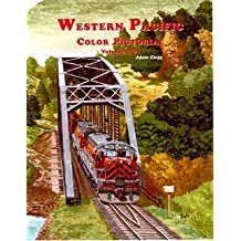 Western Pacific Color Pictorial - Volume Two