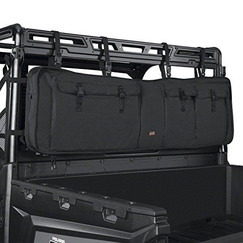Classic Accessories QuadGear Black UTV Double Gun Carrier