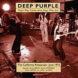 Days May come and days may go: Deep Purple: Amazon.es: Música