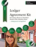 LODGER AGREEMENT KIT, LATEST EDITION. Includes all you need to create a legally valid Tenancy Agreement between you and your Lodger,