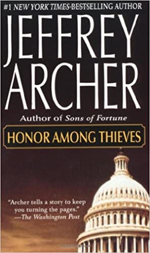 Jeffrey Archer - Honor Among Thieves Audiobook Free Online