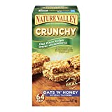 Nature Valley Oats 'n' Honey Crunchy, 64-Count, 1472 Gram