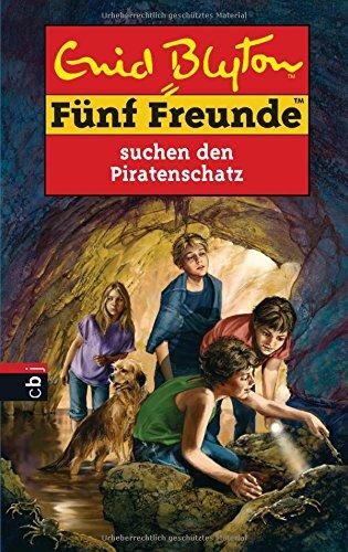Fünf Freunde suchen den Piratenschatz (Einzelbände, Band 61)