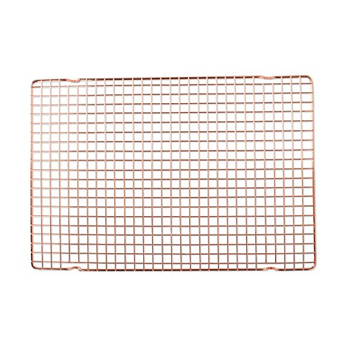 Nordic Ware Copper Plated Cooling Grid 1/2 Sheet