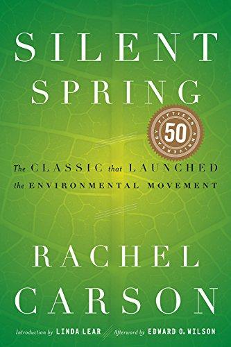 Silent Spring (1962) (Book) written by Rachel Carson