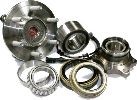 SKF WKH3565 Front Wheel Bearing Kit