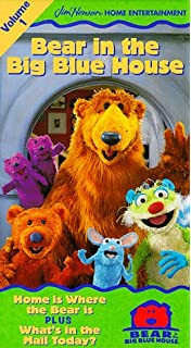 bear in the big blue house vol 1 home is where the bear - Bear Inthe Big Blue House Christmas