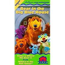 Bear in the Big Blue House, Vol. 1 - Home Is Where the Bear Is / What's in the Mail Today