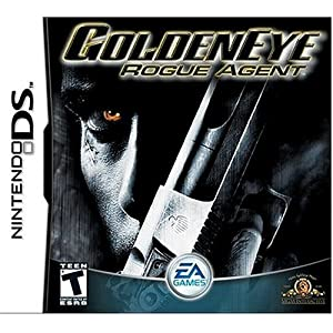 NDS GoldenEye Rogue Agent