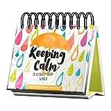 Flip Calendar - Keeping Calm in a Crazy-Busy World