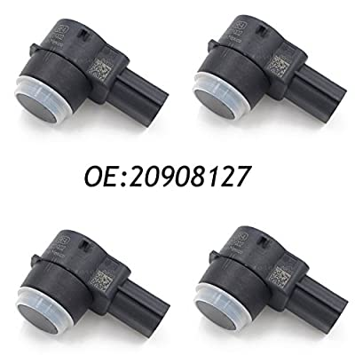 Bernard Bertha 4PCS PDC Parking Sensor Bumper Backup Assist Radar For GM 20908127, 0263003916