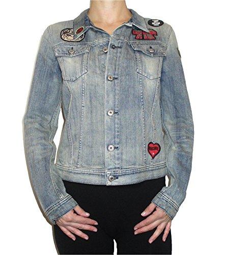 DIESEL women's jeans jacket
