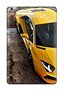Top Quality Case Cover For Ipad Mini/mini 2 Case With Nice Lamborghini Aventador Car Appearance