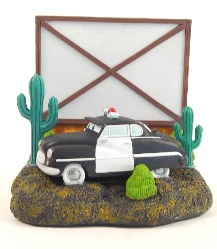 Cars Sheriff Bookend