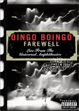Oingo Boingo - Farewell (Live from the Universal Amphitheatre) by A&M Video