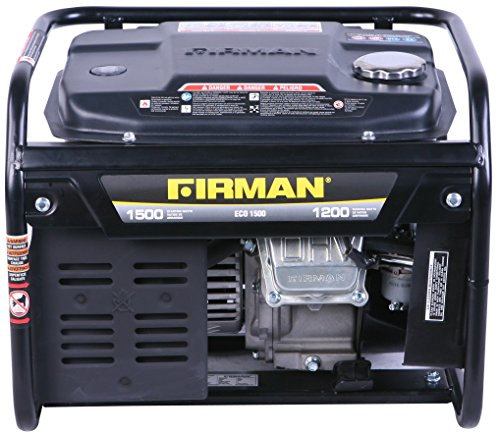 Firman Generators ECO1500 Gas Generator