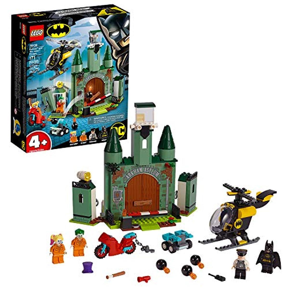 [해외] 레고(LEGO) 슈퍼히어로즈 배트맨(TM) 와 조커(TM) 의 탈출 76138 블럭 장난감 사내 아이