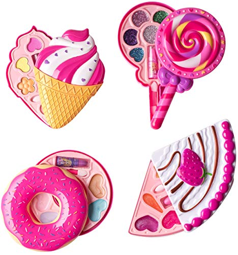 Playkidz: My First Princess Fun Sweet 4 Pack Cosmetic and Real Makeup Set (Washable) ()
