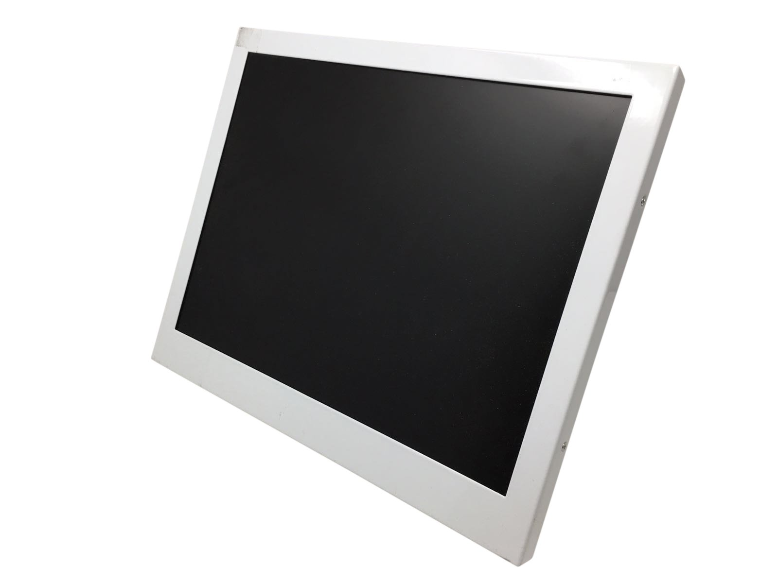 Kenuco White 15'' LED Monitor with HDMI / VGA / Composite / BNC Input by Kenuco