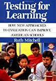 Testing for Learning, Ruth Mitchell, 0029214653