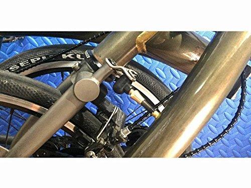 ACE+ Adaptador de posición de palanca de freno para BROMPTON Bicicleta, color dorado: Amazon.es: Deportes y aire libre