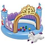 Intex 48669NP Ball Toyz Magic castle bouncer by Intex
