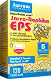 Jarrow Formulas Jarro-Dophilus EPS, 5 Billion Cells Per Capsule, Supports Intestinal Function and Health, 120 Veggie Capsules