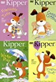 Kipper (4 Pack) Friendship Tails / Imagine That / Cuddly Critters / Water Play