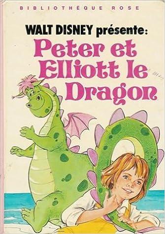 Amazon Fr Peter Et Elliott Le Dragon Collection