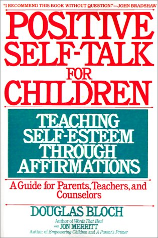 Positive Self Talk Children Self Esteem Affirmations product image