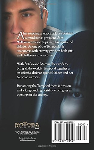 The Temporal: A Time Warping Thriller