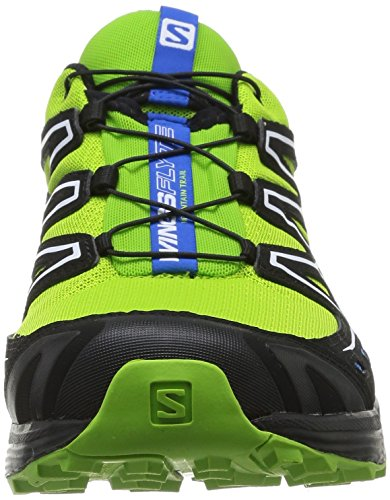Salomon Wings Flyte, Scarpe Sportive, Uomo Granny Green/Black/Bl